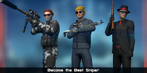 Death Dealers: 3D online sniper game  screenshots 5