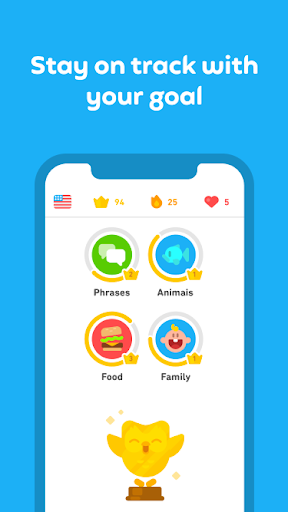 Duolingo: Learn Languages Free apkdebit screenshots 6
