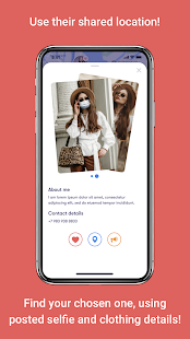 Look2us - dating nearby and worldwide 1.0.56 screenshots 3