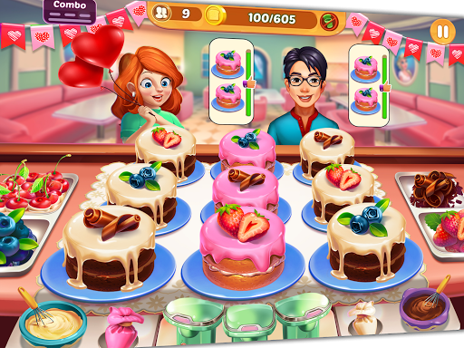 Cooking Crush: New Free Cooking Games Madness android2mod screenshots 9