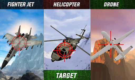 Military Missile Launcher:Sky Jet Warfare 1.0.8 screenshots 9