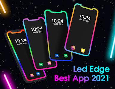 LED Edge Lighting: Edge Notification on Call & SMS 1.1.2