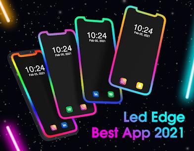 LED Edge Lighting v1.10.0 Mod APK 1