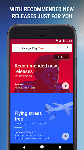 Google Play Music screenshot 2