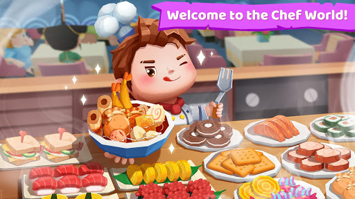 Super City: Chef World apkpoly screenshots 6