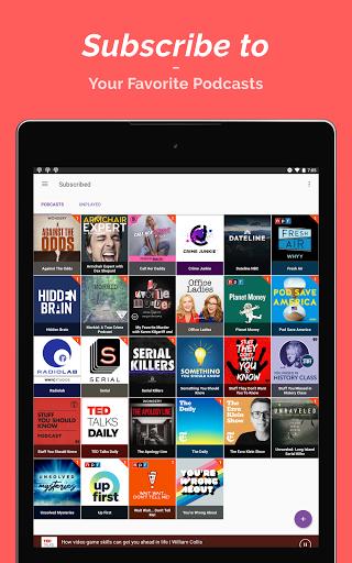 Podcast Player  Screenshots 15