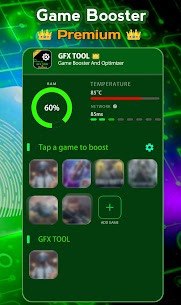 GFX Tool Pro + 🔧 Game Booster & Game Graphics Fix For Android 4
