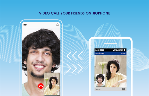 JioChat: HD Video Call android2mod screenshots 1