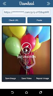 Downloader for Instagram: Photo & Video Saver Screenshot