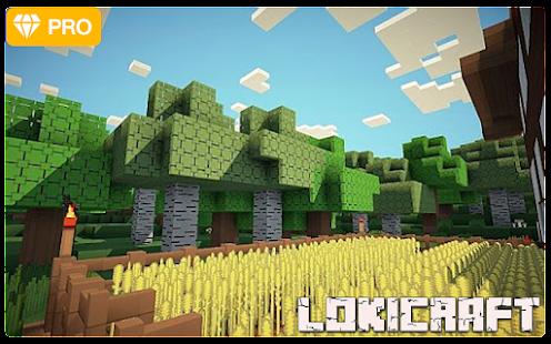 Lokicraft 2 : New Building Crafting 2021 1.0.0 Screenshots 3