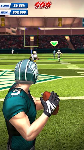 Flick Quarterback 20 - American Pro Football  screenshots 1