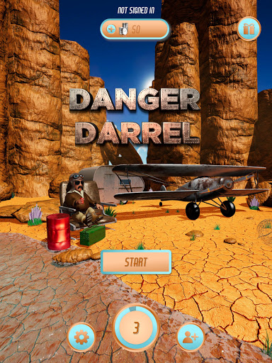 Danger Darrel - Endless Airplane Action Adventure  screenshots 12