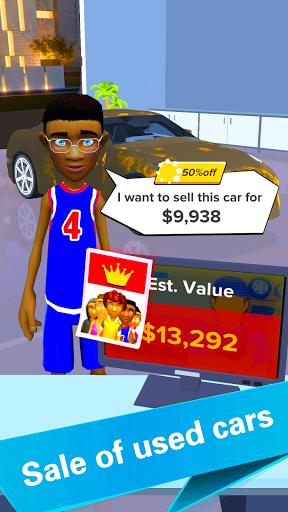 Used Cars Dealer - Repairing Simulator 3D 2.9 screenshots 8