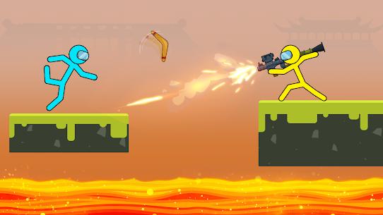 Stick Fighter  Stickman Games Apk Download 2021 2