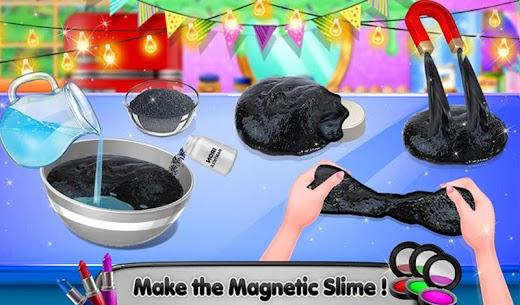 Unicorn Slime Maker Simulator Satisfying Games DIY 3