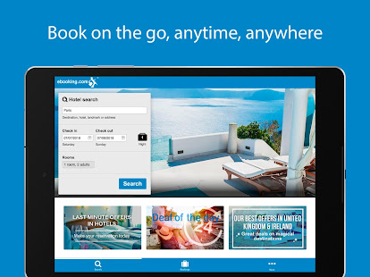 eBooking: Hotels Booking