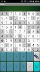 screenshot of Sudoku classico