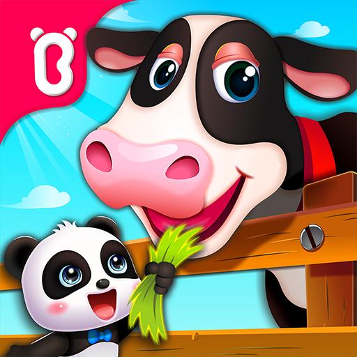 Little Panda's Farm Story