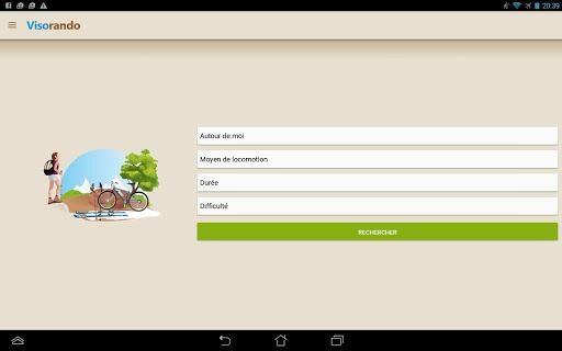 Visorando GPS randonnu00e9e 3.0.6+ Screenshots 9
