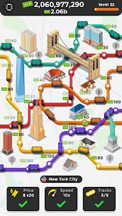 Free Subway Idle Apk Download 2021 4