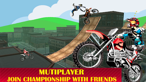 Motorcycle racing Stunt : Bike Stunt free game 2.1 screenshots 10