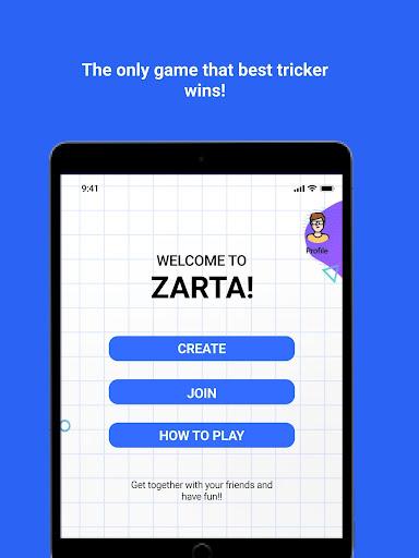 Zarta - Multiplayer Trivia Party Game 1.9.9 screenshots 6