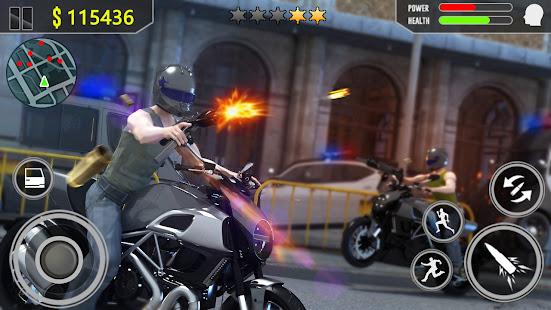 Gangster Fight - Vegas Crime Survival Simulator screenshots 2
