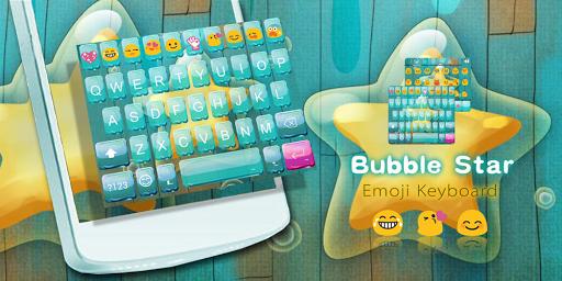 Bubble Star Emoji Keyboard For PC Windows (7, 8, 10, 10X) & Mac Computer Image Number- 10