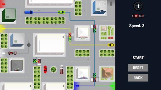 Traffic Control Puzzle - City Driving 4.4 screenshots 3