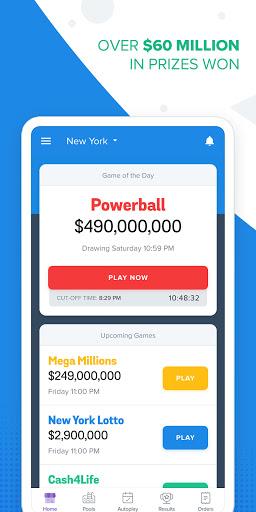 Jackpocket Lottery App android2mod screenshots 2