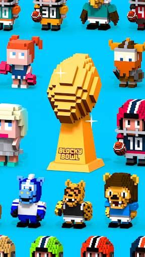 Blocky Football 3.2_460 screenshots 5