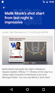 Kentucky Sports Radio (KSR) 2.15 Latest MOD Updated 2