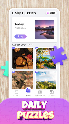 Jigsaw Puzzles - Classic Game 1.0.0 screenshots 18