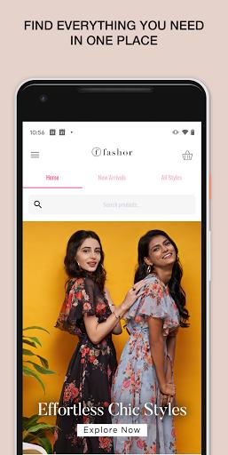 Fashor screenshots 1