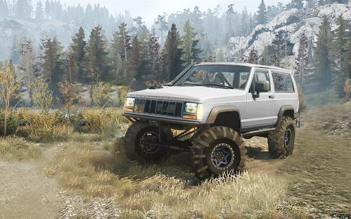 Offroad Xtreme Rally: 4x4 Racing Hill Driver screenshots 2