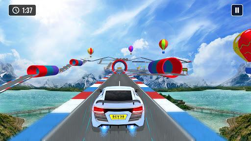 Car Games 3D 2021: Car Stunt and Racing Games screenshots 8