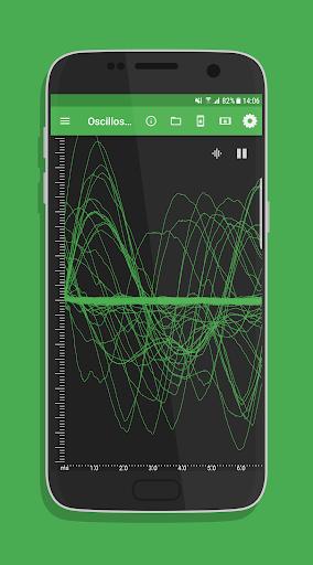 Physics Toolbox Sensor Suite Pro screen 2