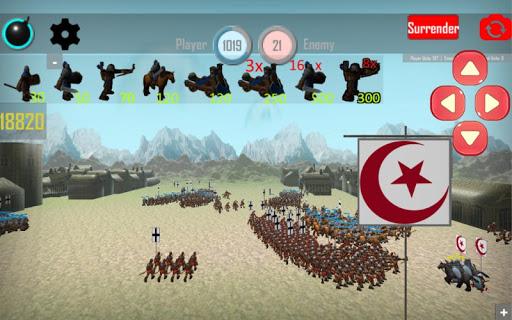 Holy Land Wars 2.1 screenshots 8