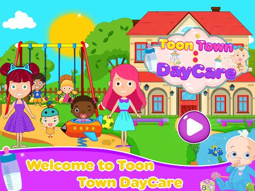 Toon Town: Daycare apkdebit screenshots 1