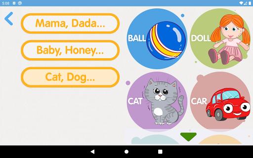Reach Speech: Speech therapy for kids and babies  screenshots 21