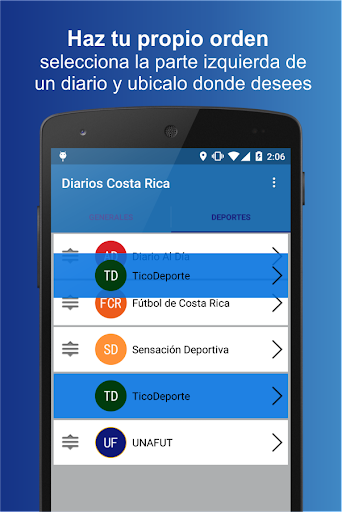 Diarios Costa Rica 1.0 screenshots 2