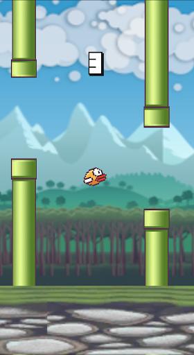 Flying Bird - Flapper Birdie Game  screenshots 3