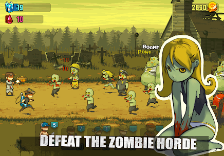 Dead Ahead: Zombie Warfare Mod Apk (Free Shopping) 8