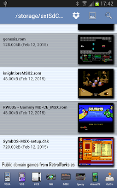 fMSX Deluxe - Complete MSX Emulatorのおすすめ画像2