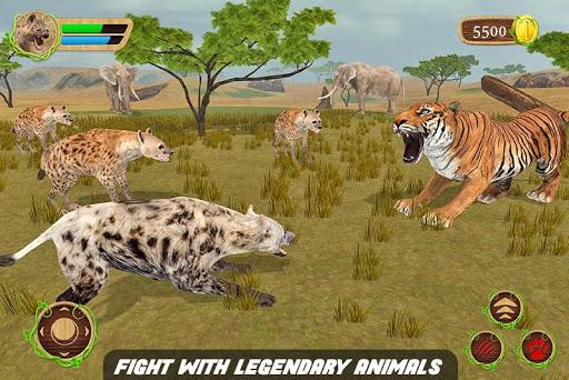 Savanna Simulator: Wild Animal Games  screenshots 2