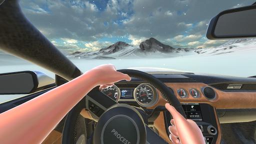 Mustang Drift Simulator 1.3 Screenshots 4