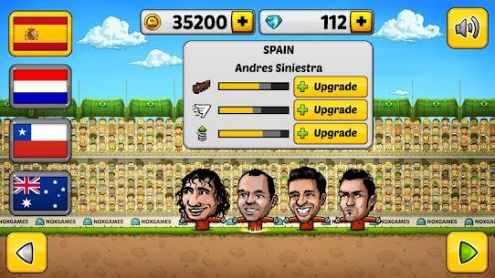 Puppet Soccer 2014 – Big Head Football Mod Apk 3.0.4 (Unlimited Money) 5