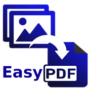 Multiple image files or photos to PDF converter.