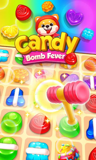 Candy Bomb Fever - 2020 Match 3 Puzzle Free Game modiapk screenshots 1