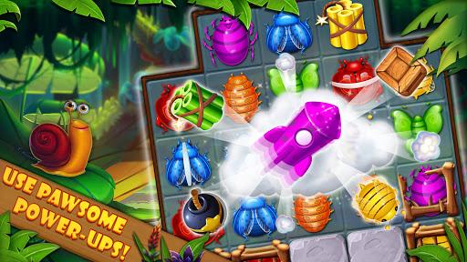 Candy Bugs Paradise screenshots 4